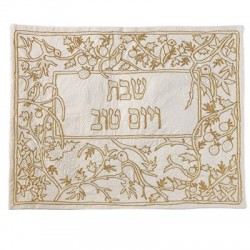 Dove With Jerusalem Small Silver 925