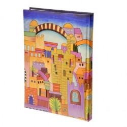 Fitted Candlesticks - Jerusalem Multicolor