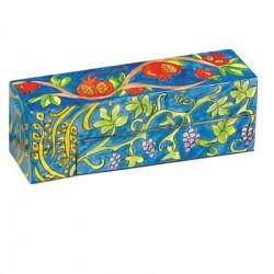 "Travel Candlesticks in Box - ""Shabbat Shalom"""