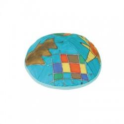 Hamsa - Etching - Jerusalem - Multicolor