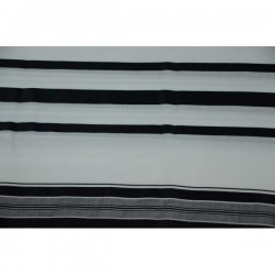 "Pair of ""Netilat Yadayim"" Towels - Light Multicolor"