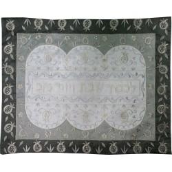 Tallit Bag - Machine Embroidery - Jerusalem - Gold