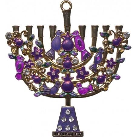 Hanger Steel'Shema Israel 'Silver