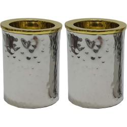 Pot pour miel de rosh Hashan jerusalem vert