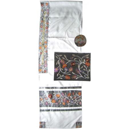 Goblet w/coaster Jerusalem Silver 925 Electroforming