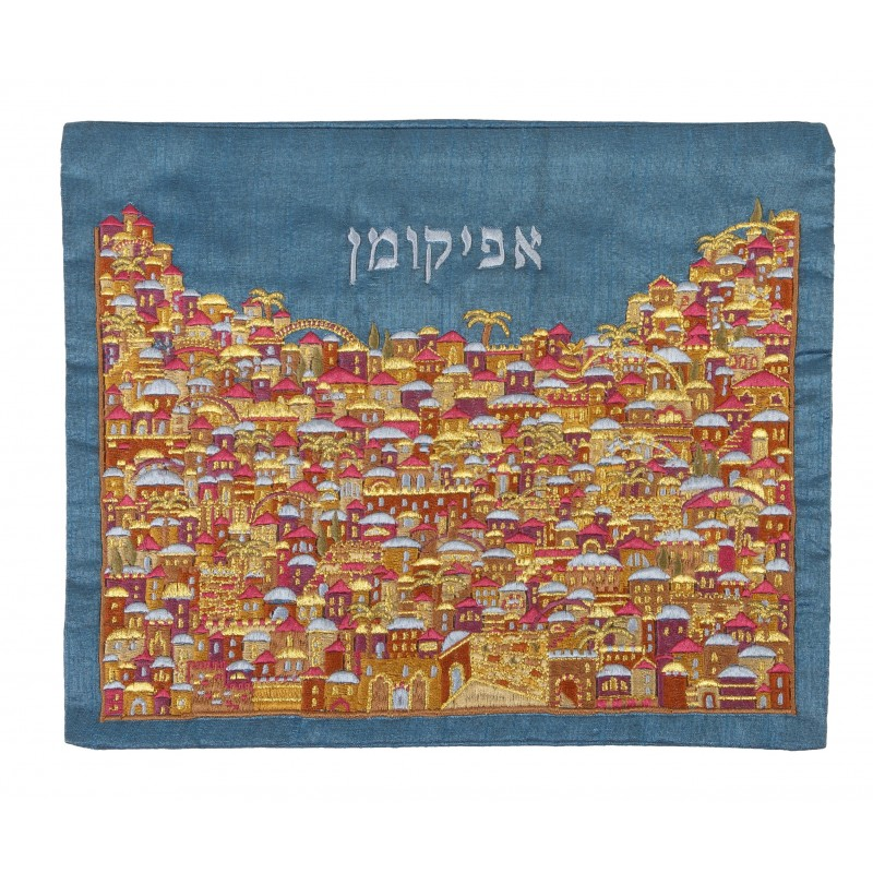 Wall Hanging - Shalom Multicolor - Hebrew