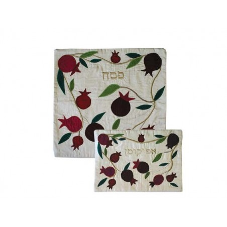 "Wall Hanging ""Eshet Hayil"" Dark - Multicolor"