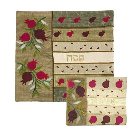 Wall Hanging - Home Blessing - English - Flowers