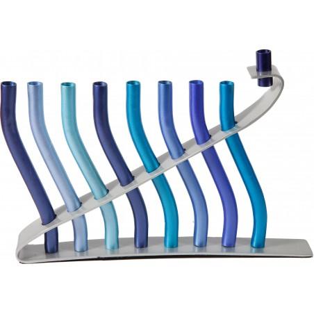 Netilat Yadayim Cup - Hammer Work - Nickel