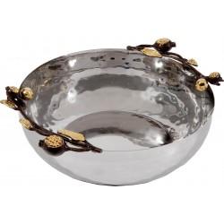 Big Round Candlesticks - Oriental