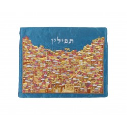 Tallit - Different Fabrics-browns