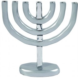 Kiddush Set - Silver Lace - Multicolor