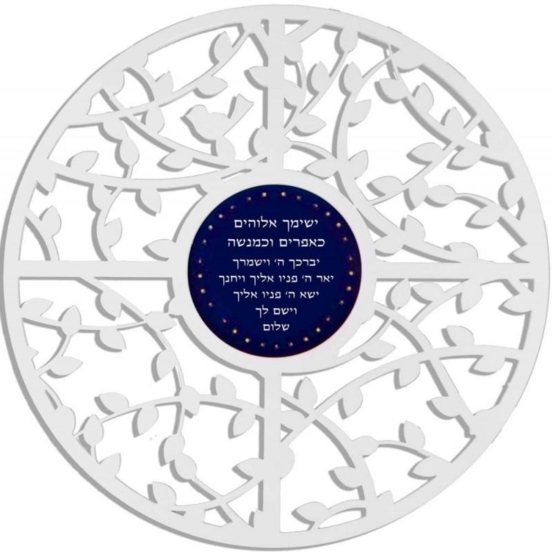 Wash Cup Mirror Images Grey