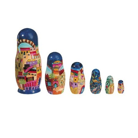 Silk - Painted Challah Cover- Candle Lighting