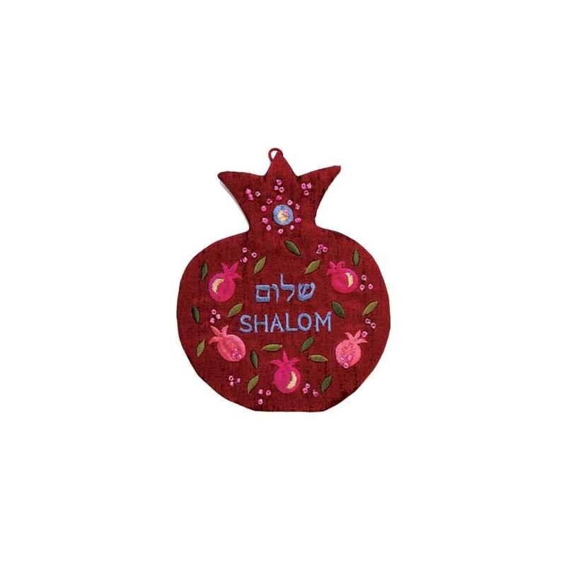 Honey Dish - Pomegranates