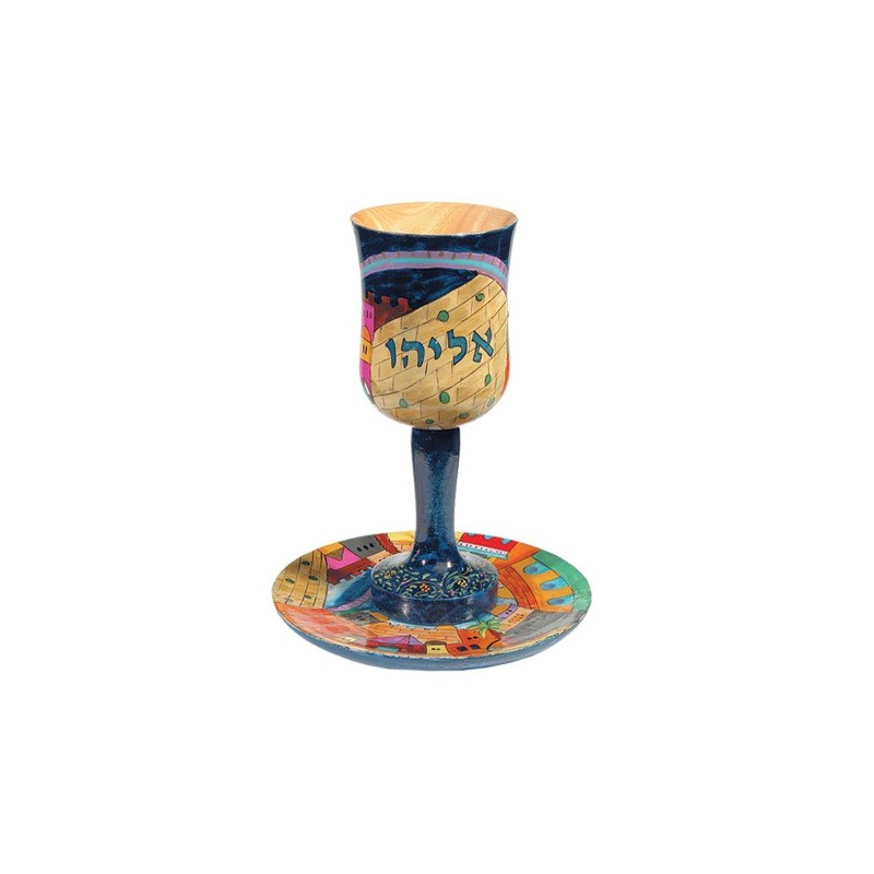 Dreidel XL + Stand - Bride & Groom