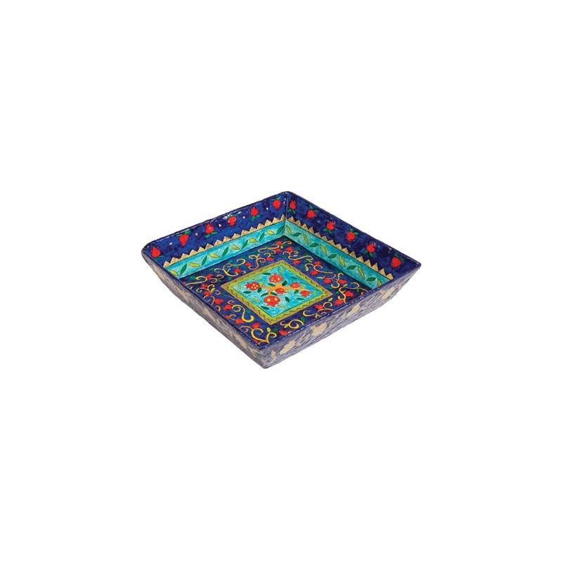 Matzah Plate - Jerusalem