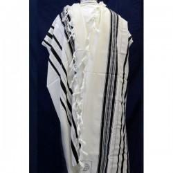 "Pair of ""Netilat Yadayim"" Towels - Blue"