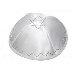 Kippah Polysilk - Brown