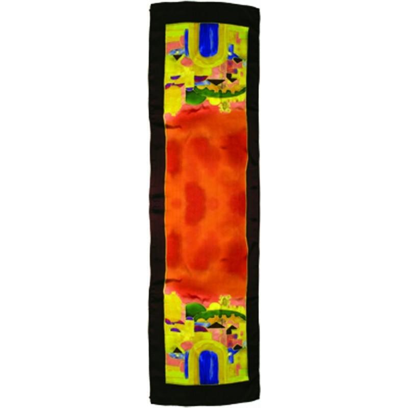 Afikoman Cover  - Appliqued + Embroidery - Multicolor
