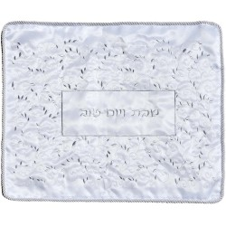Tallit Bag - Machine Embroidery - Paper Cut - Maroon