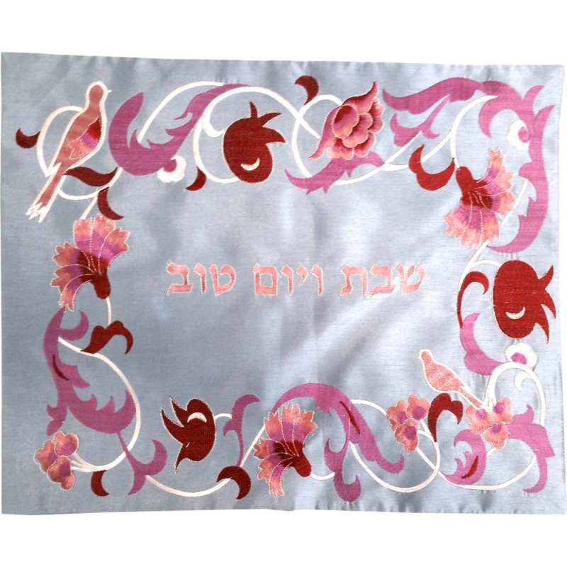 Challah Cover Flowers