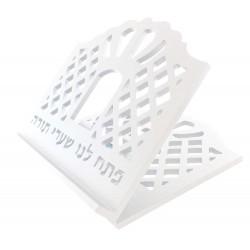 Magnet Jerusalem Silver