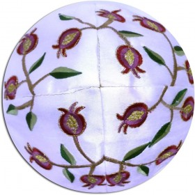 Kippah Pomegranate