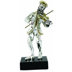Fiddler Medium 925 Silver