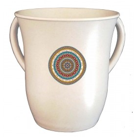 Wash Cup Bamboo Eco-Friendly