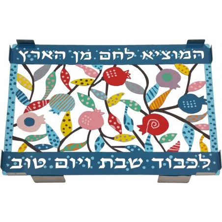 Hanger Hamsa Home Blessing Hebrew