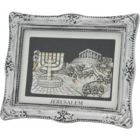 Magnet Jerusalem Frame