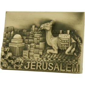 Magnet Jérusalem Laiton