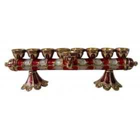 Chanukkiah & Candle Holders Miniature