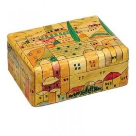 Petite boîte à bijoux - Jérusalem