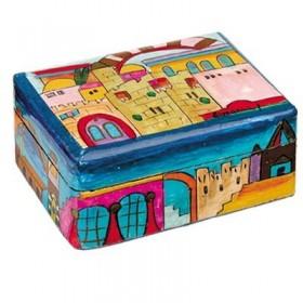 Small Jewelry Box - Jerusalem