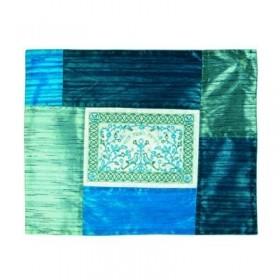 Plata Cover - Broderie spéciale - Papier découpé - Bleu