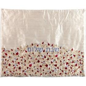 Plata Cover - Pomegranates-Multicolor