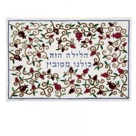 Housse d'oreiller pour Seder - Grenades