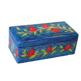 Travel Candlesticks in Box - Pomegranates