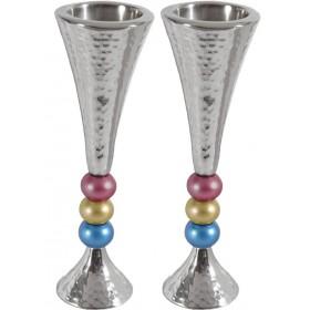 Candlesticks + Balls - Multicolor