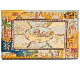 Challah Board - Bible Stories