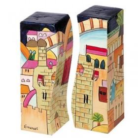 Salt & Pepper Shakers - Jerusalem