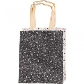 Simple Bag - Black/White