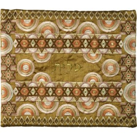 Tallit Bag - Full Embroidery - Gold