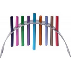 Hanukkah Menorah - Hovering - Multicolor