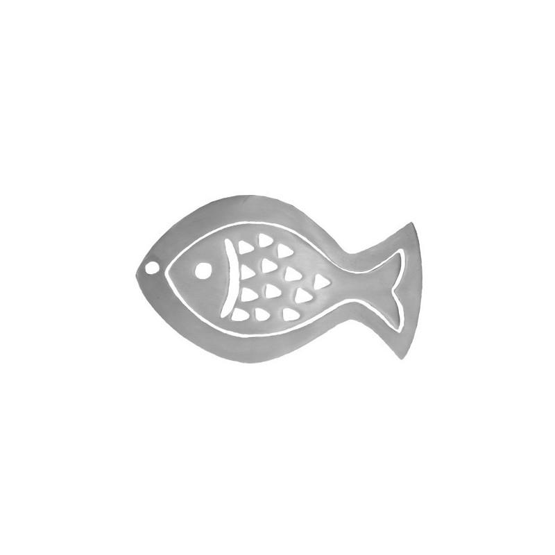 Aluminium Trivet - Two Pieces - Fish
