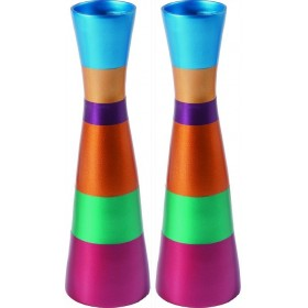 Candlesticks - Large - Multicolor