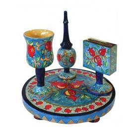 Havdallah Set - Pomegranates