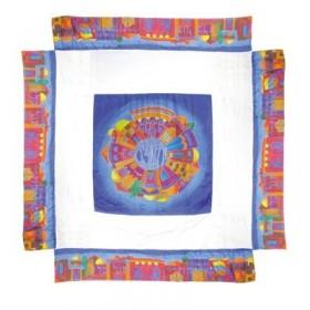 Huppah - Hand Painted silk